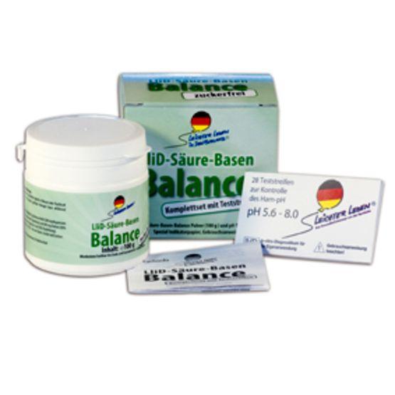 LliD Säure-Basen-Pulver Kombi