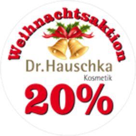 Dr. Hauschka 20% günstiger
