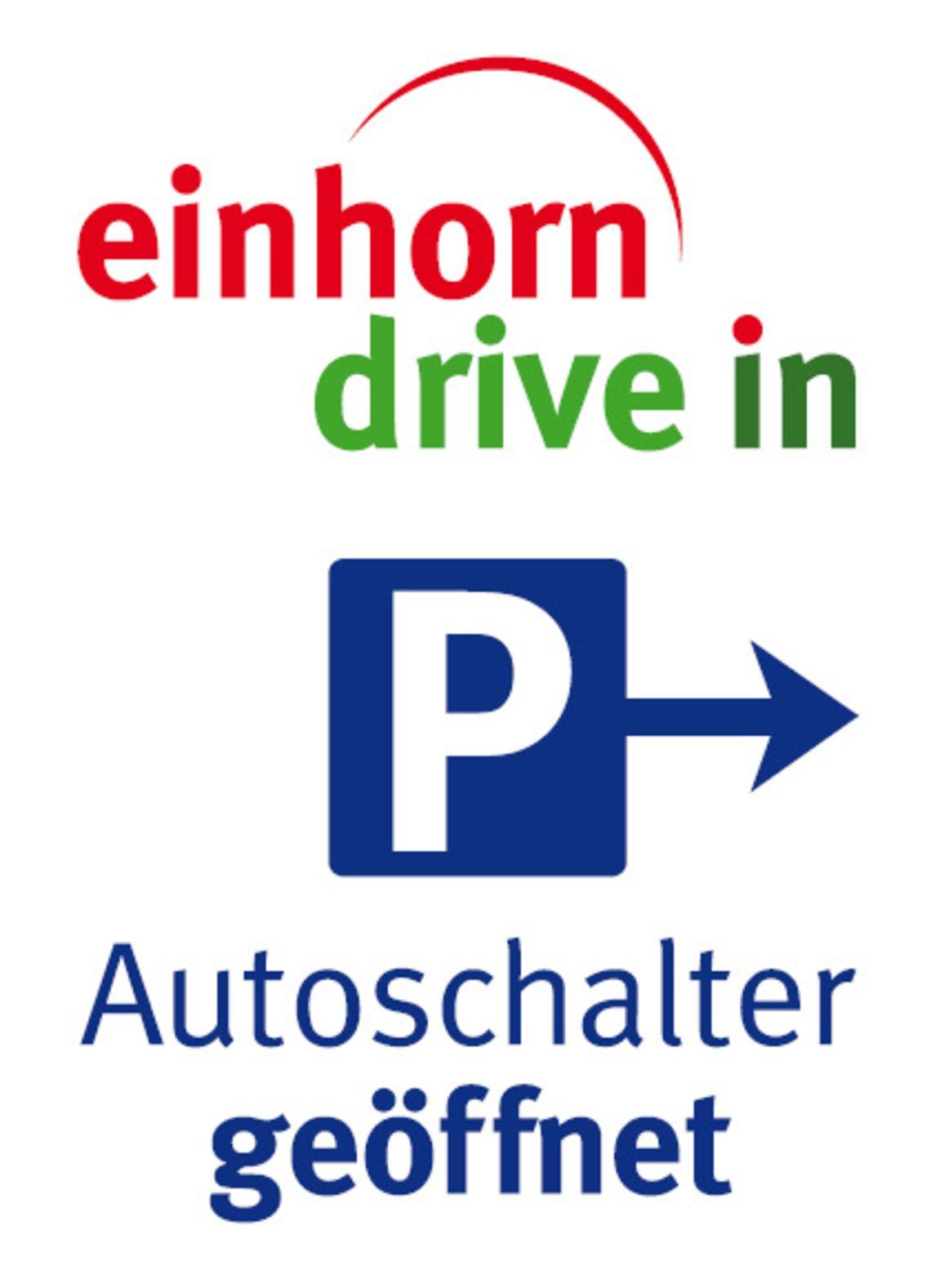 Einhorn Apotheke Autoschalter